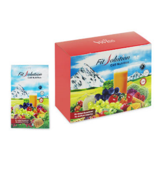 Cell Nutrition Travel Set
